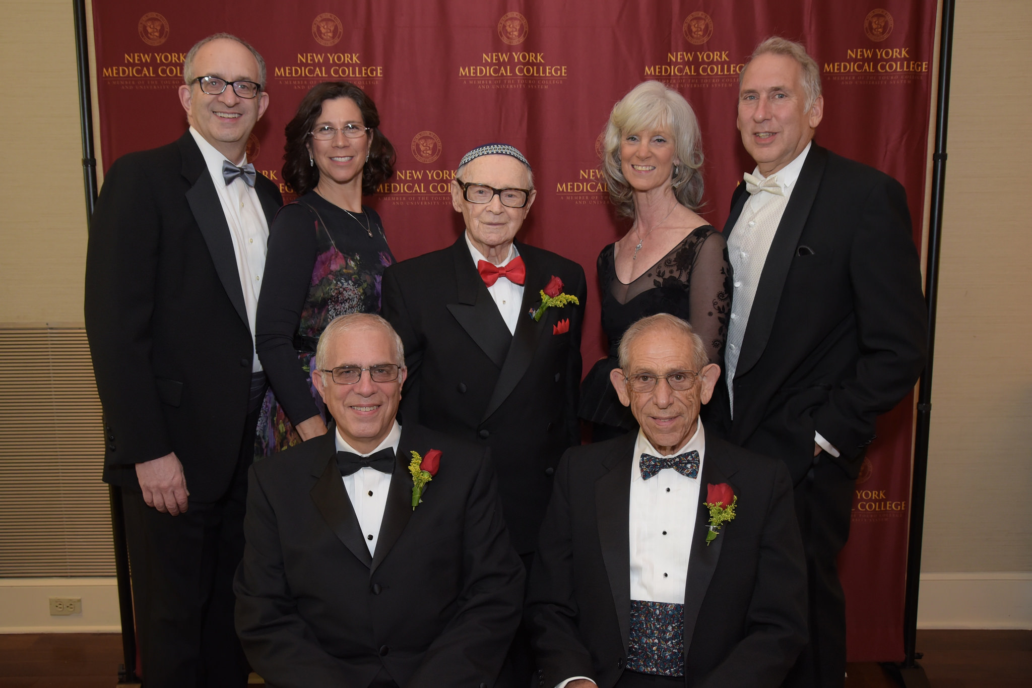 2017 Founder's Dinner Honorees